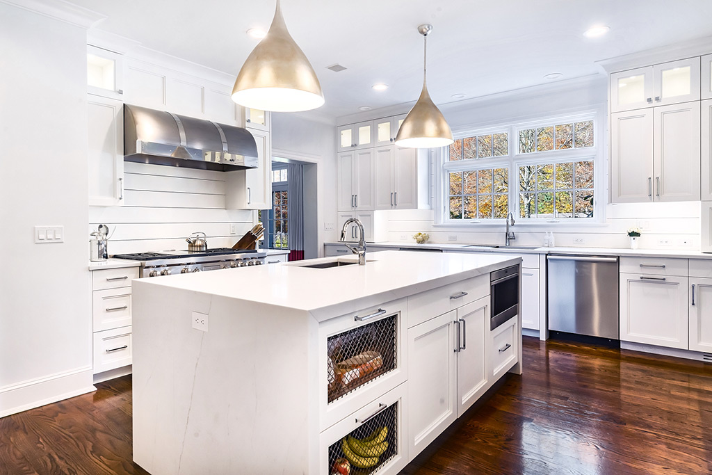 Kitchen remodeling and renovation in Fairfield County