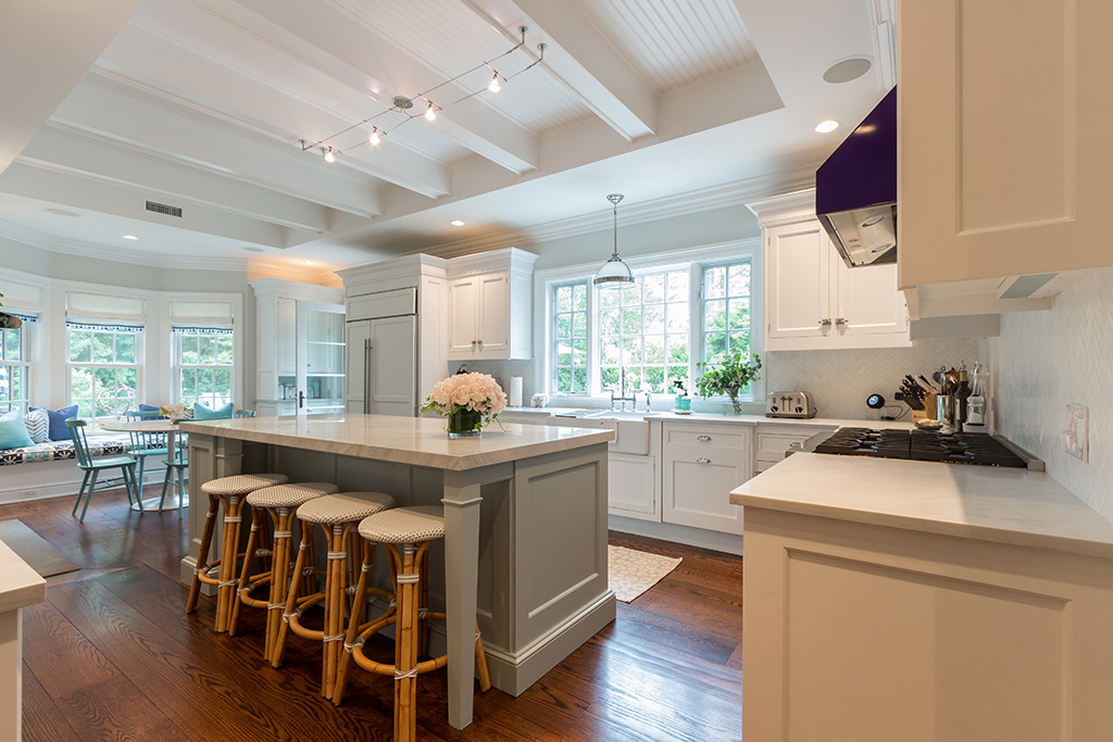 Kitchen and bath Design and renovation in Fairfield County