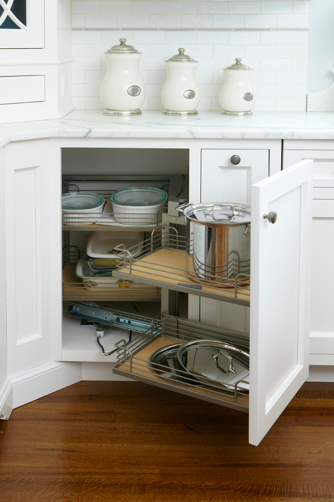 kitchen storage cabinet by TR Building & Remodeling